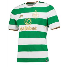 Camisolas de Futebol Celtic Equipamento Principal 2017/18 Manga Curta