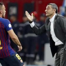 FC Barcelona número 8 novo proprietário