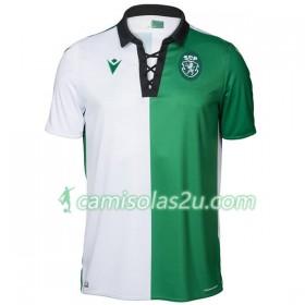f0cc43b038 Camisolas de Futebol Sporting Clube de Portugal Equipamento 3ª 2019/20  Manga Curta